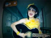 桃子のギター
