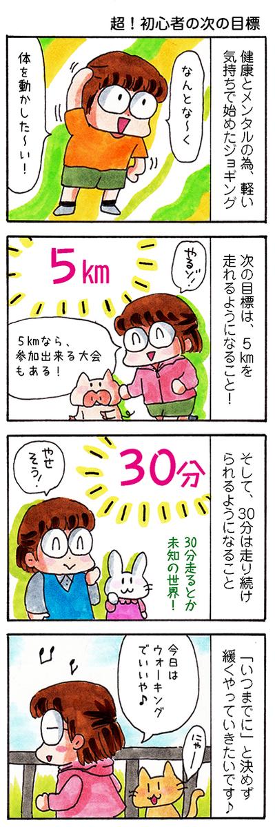 ジョギング初心者の日誌