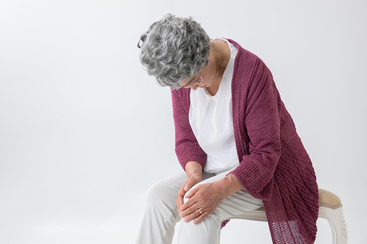 変形性膝関節症など骨関節疾患のリハビリ