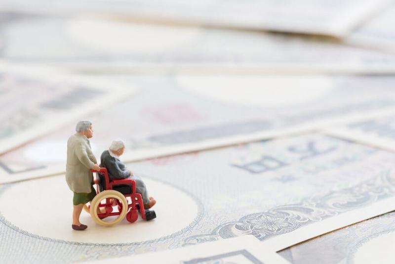 介護にかかる料金の説明