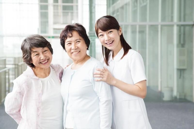 訪問看護サービスのイメージ
