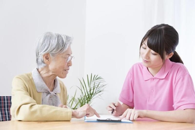 看護小規模多機能型居宅介護の相談