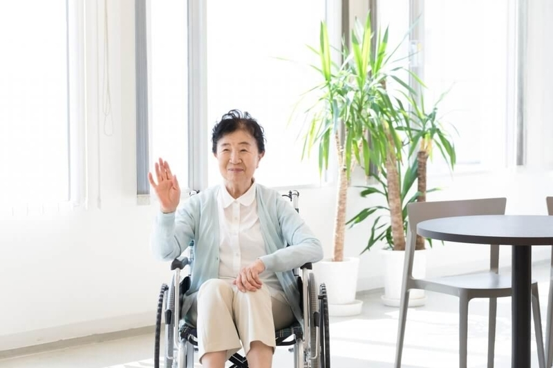 特定施設入居者生活介護の利用者
