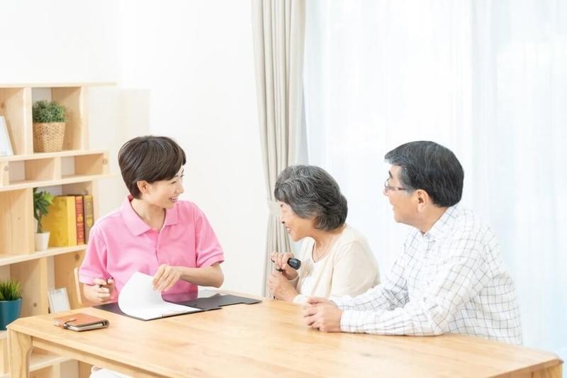 小規模多機能型居宅介護の利用方法について