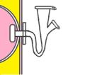 チューブ型バンパー図