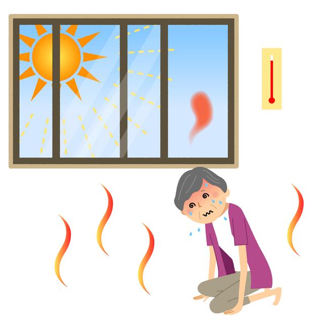 高齢者の熱中症