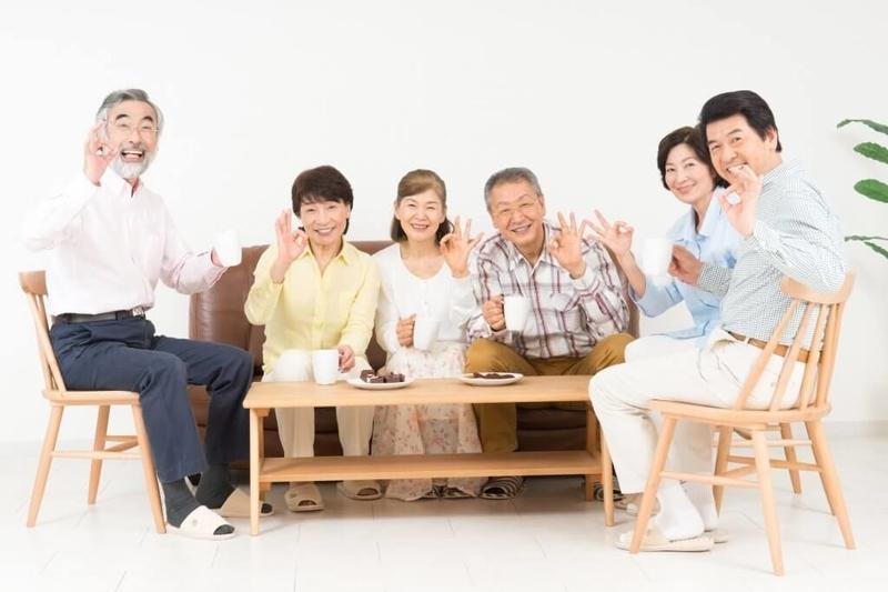 サービス付き高齢者向け住宅のイメージ