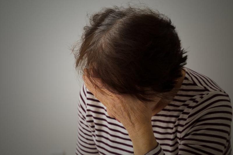 正常圧水頭症のイメージ