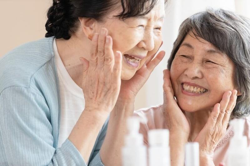 サービス付き高齢者向け住宅の利用者イメージ