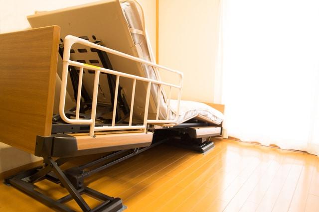特殊寝台(介護用ベッド・電動ベッド)とは
