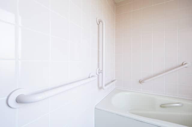 浴槽用手すり とは?