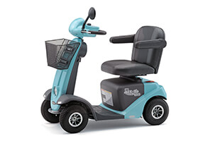 電動車椅子のレンタル と購入の費用、価格は? スクーター型