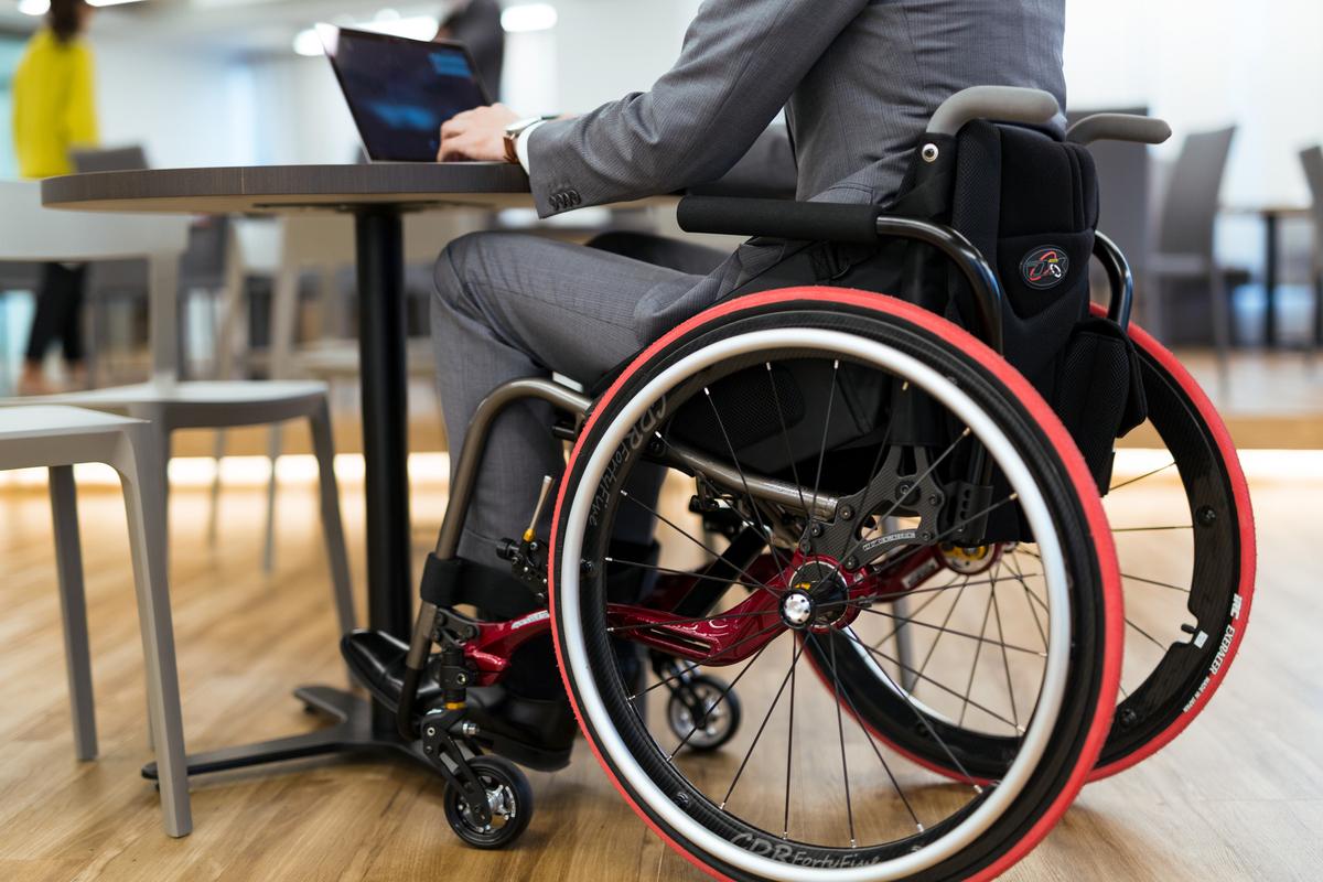 車椅子の付属品について