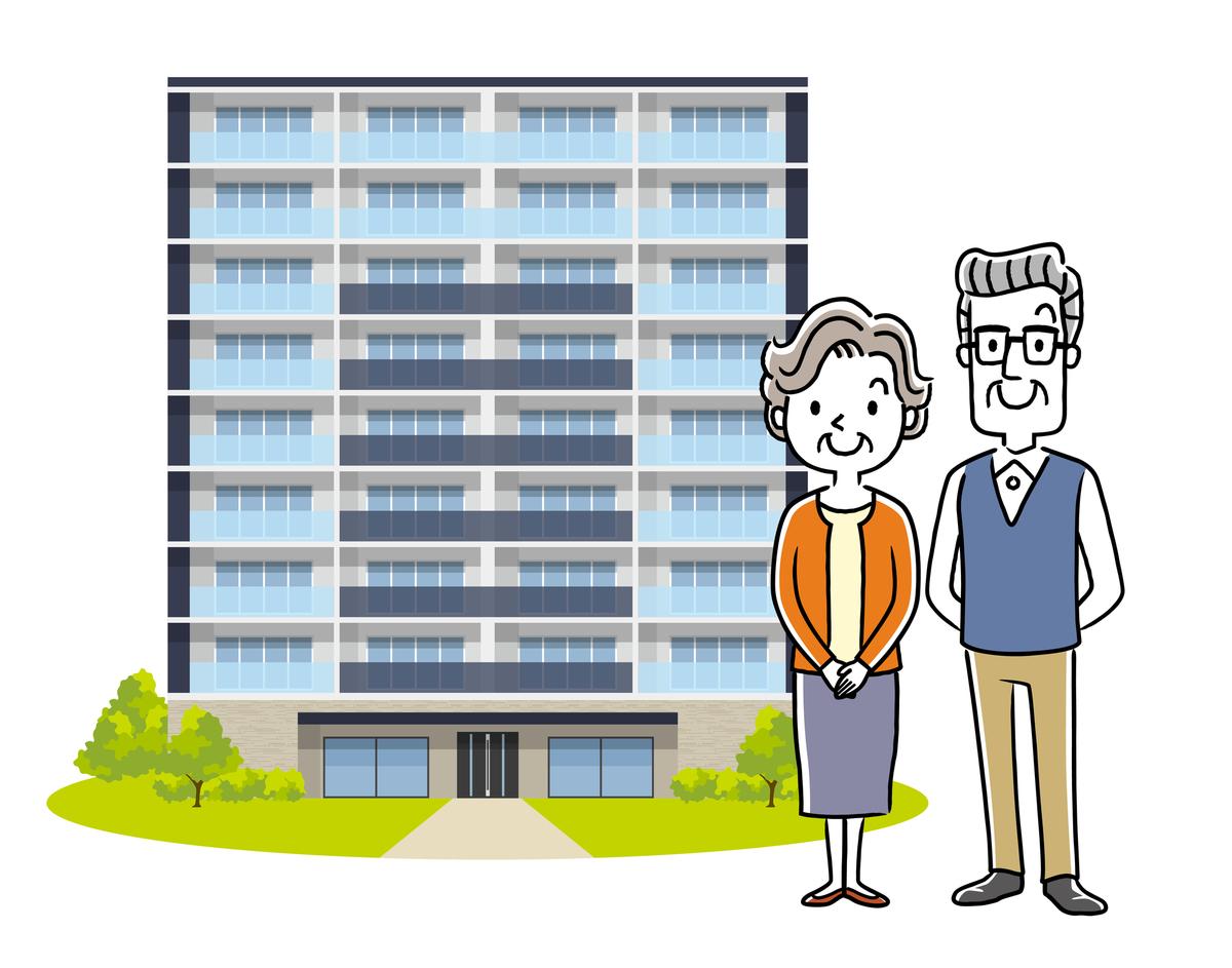 高齢者向け住宅という選択肢も