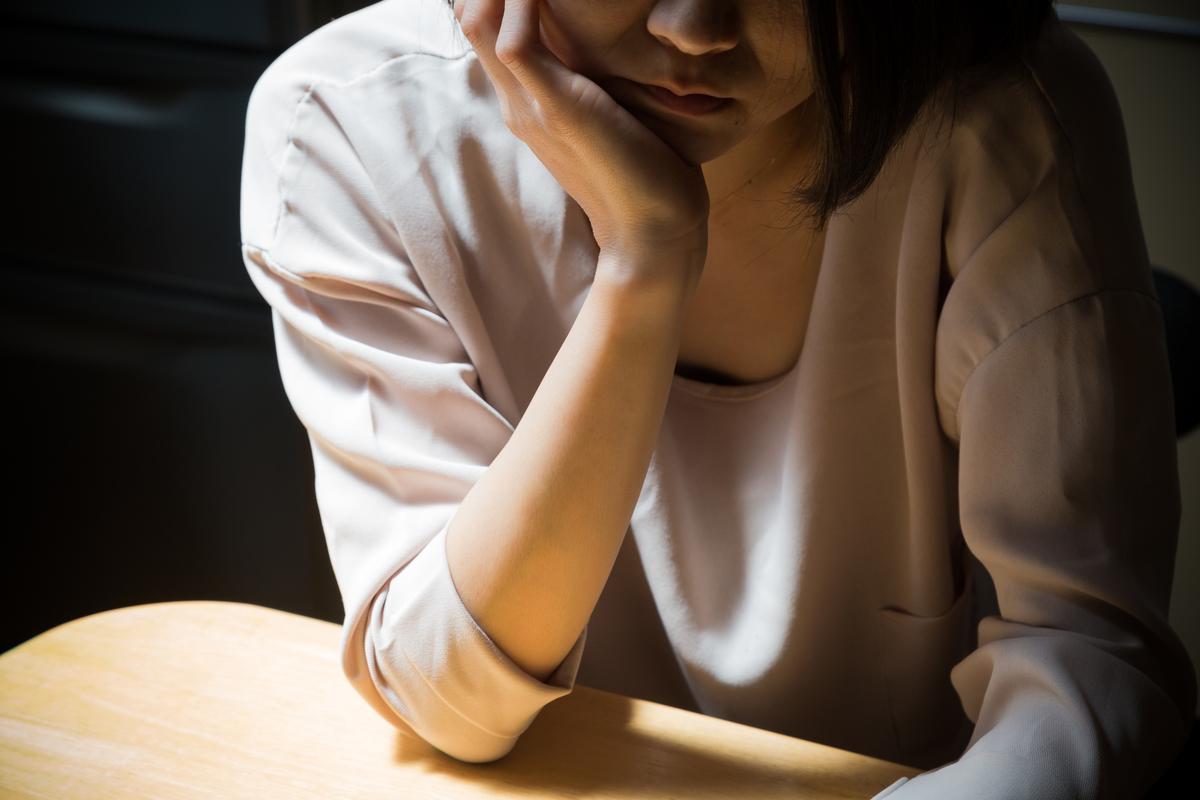 介護ストレスで見られる感情のゆれ