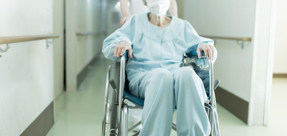 高齢者の入院は普通の入院とは違いますか?