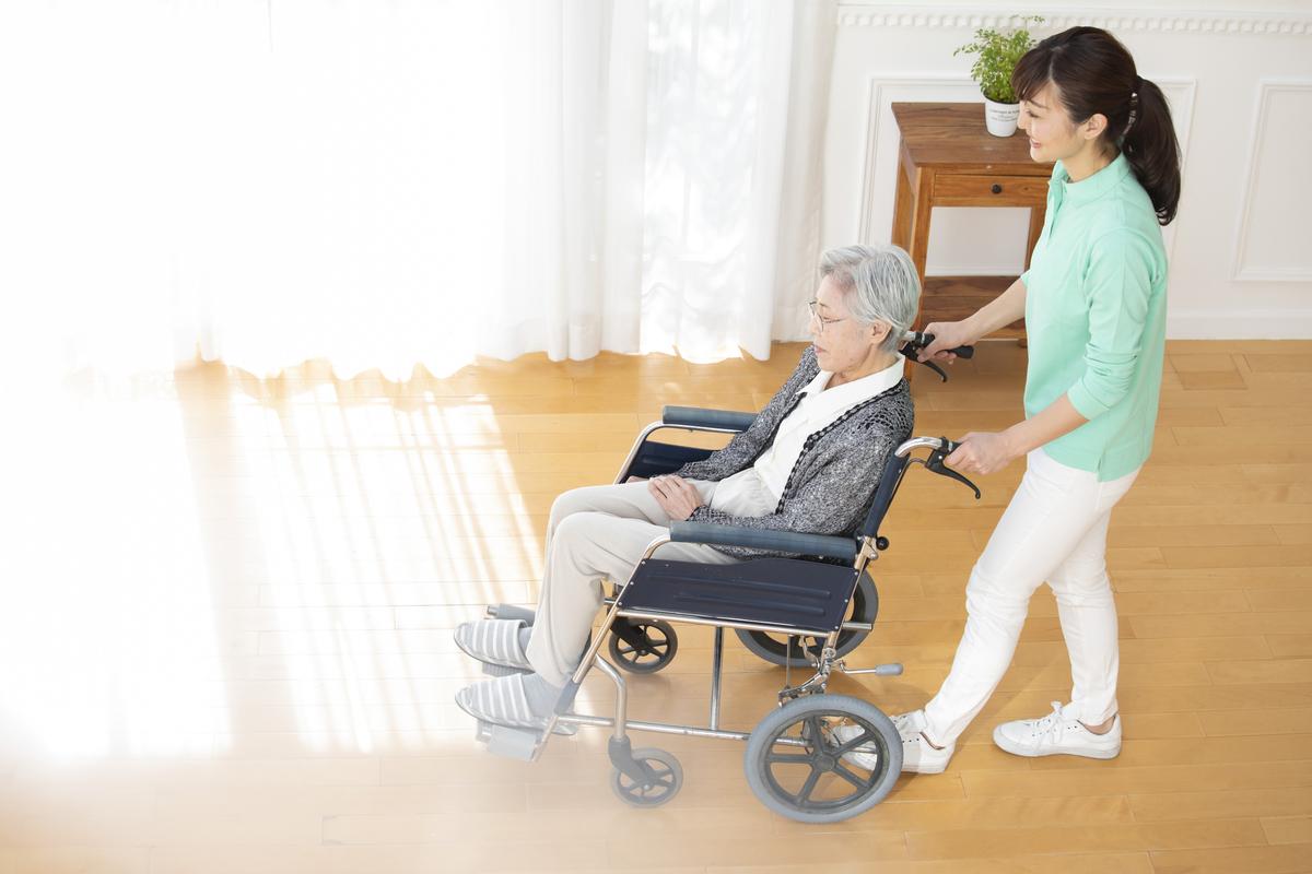 高齢者の入院に際して家族ができること