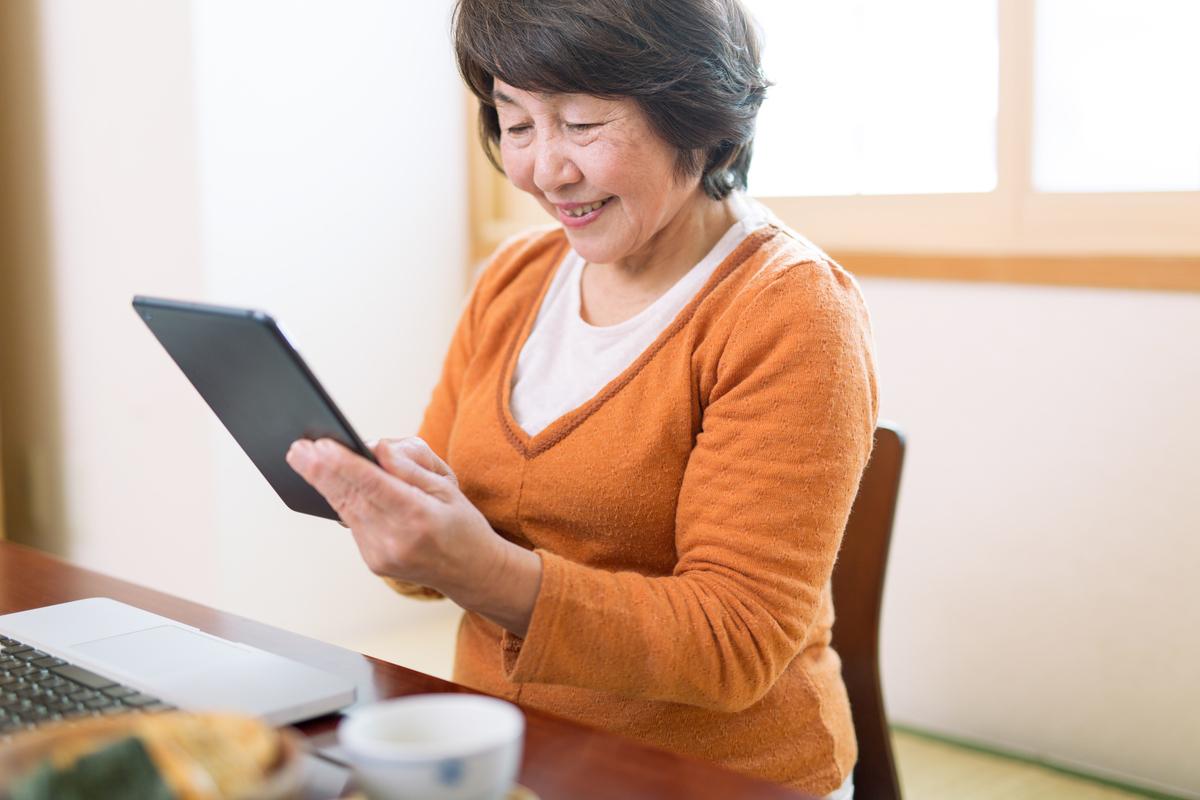 高齢者がネットスーパーを使うメリットとハードル