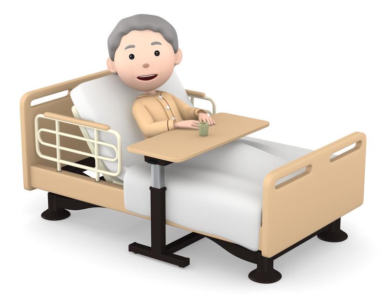 介護ベッド(特殊寝台)のサイズはどれくらい?