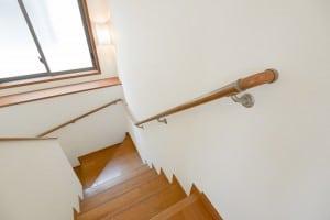 階段昇降用手すり