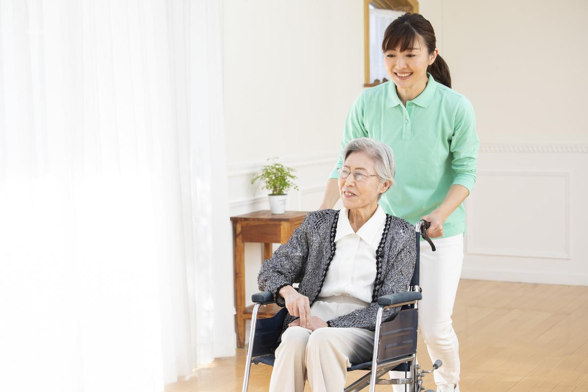介護保険サービスの多角的な支援