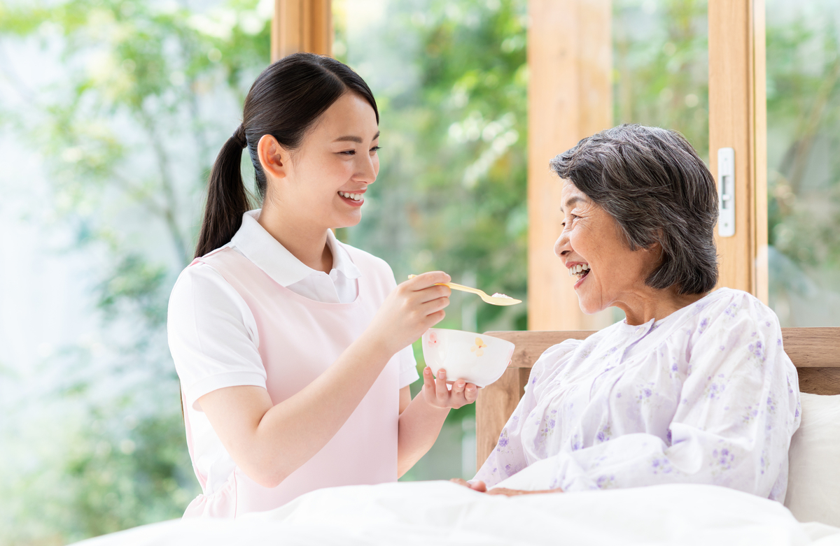 介護用スプーンの種類と選び方
