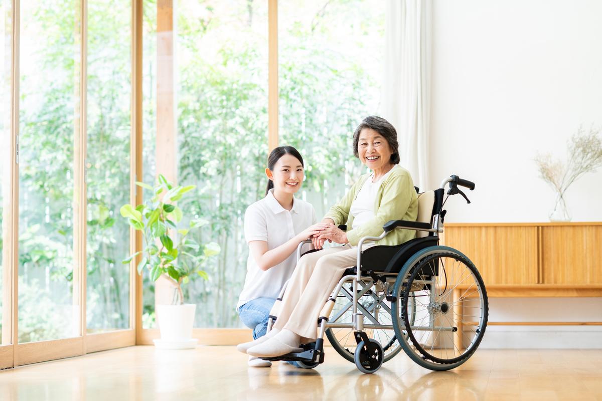 介護保険制度で受けられる介護サービス