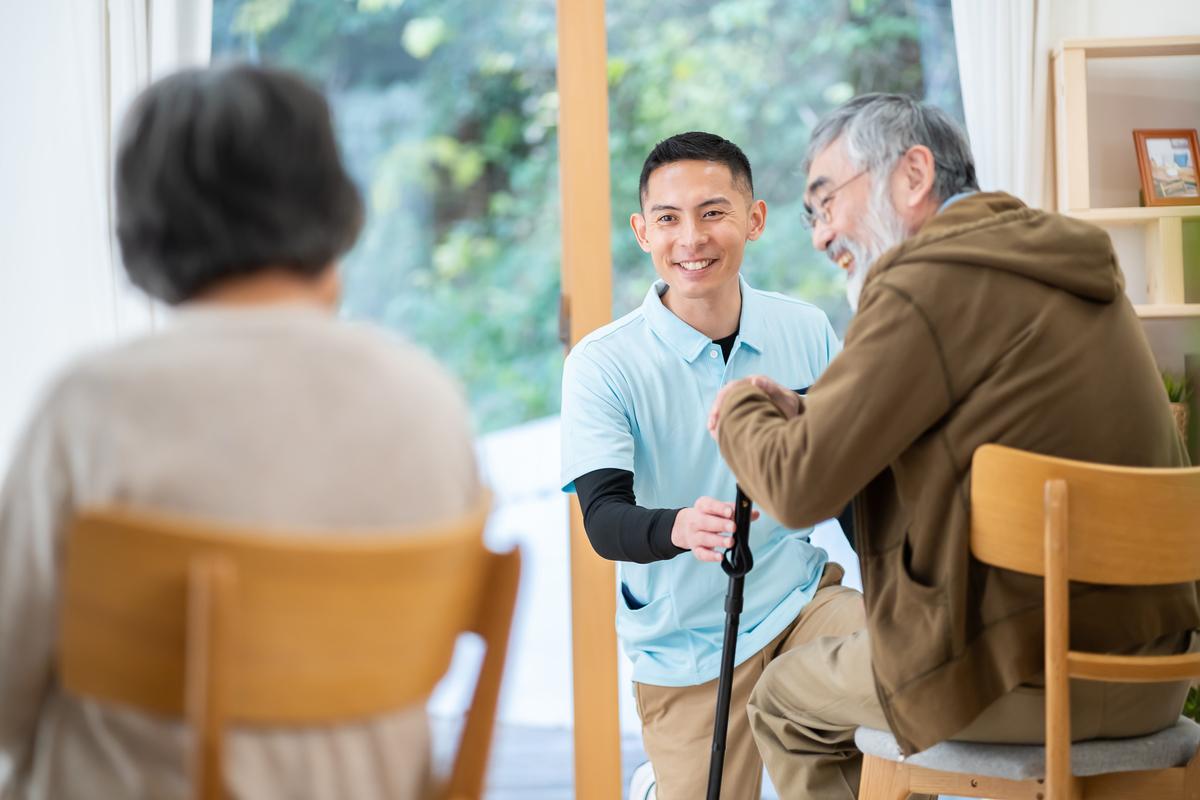 介護保険施設の種類