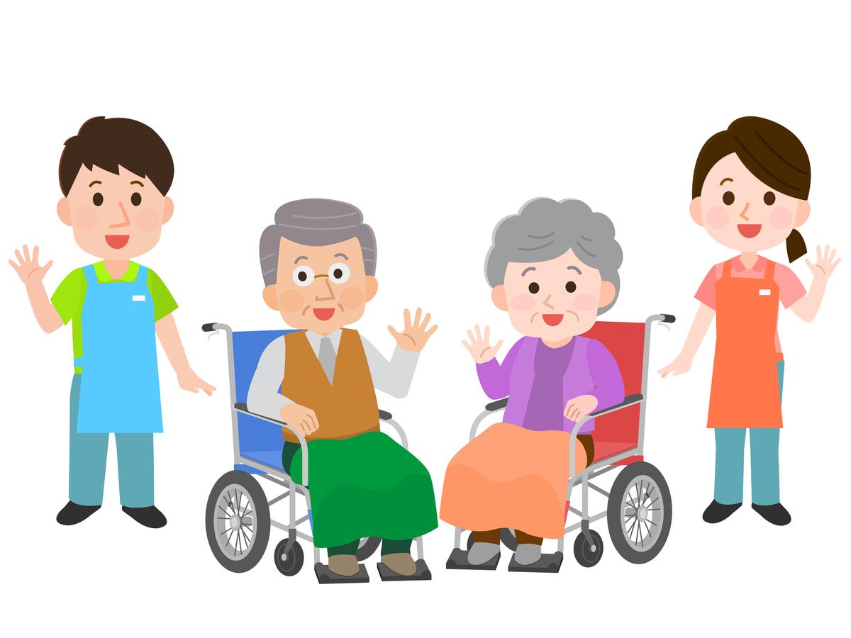 家族でできる介護・専門家ができる介護