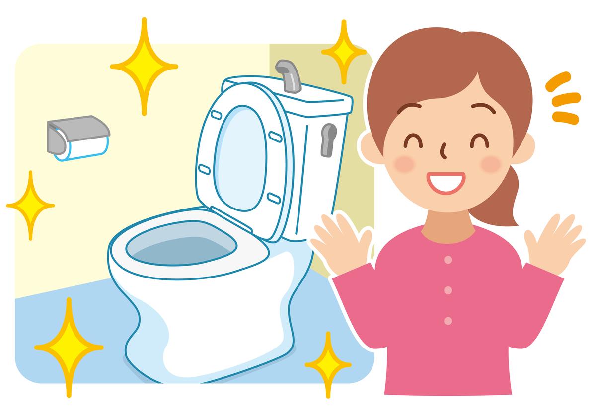 トイレを清潔に保つ方法とにおい予防