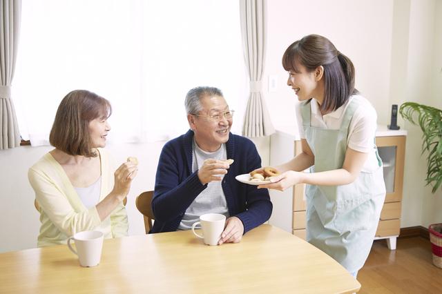 家庭での看取りをサポートする「訪問看護」