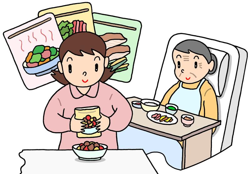 介護食のタイプ