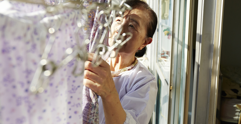 増え続ける高齢者の一人暮らし