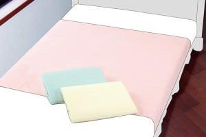 介護用 防水シーツ の種類と選び方2
