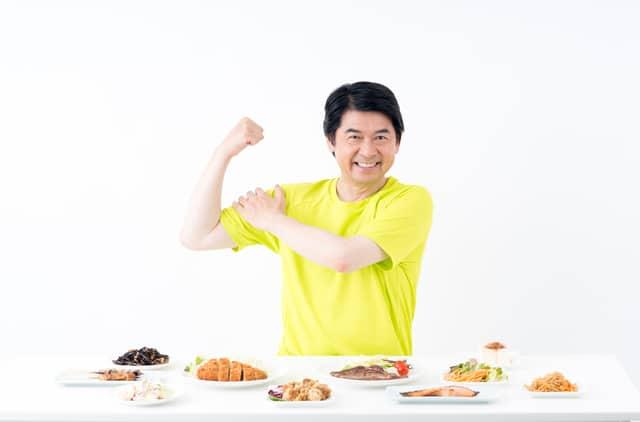 免疫力をつける食事とは