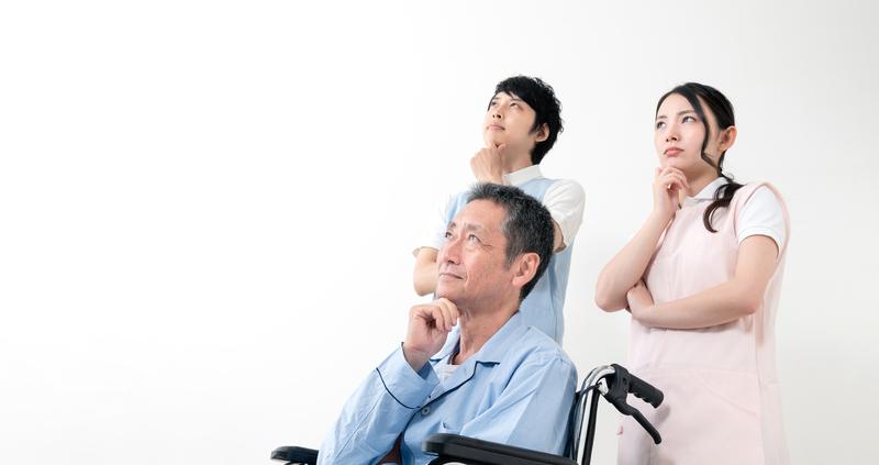 要介護認定の手続きの流れ