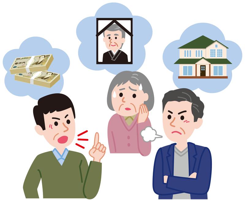 親の面倒を見ない場合、相続をさせないことはできる?