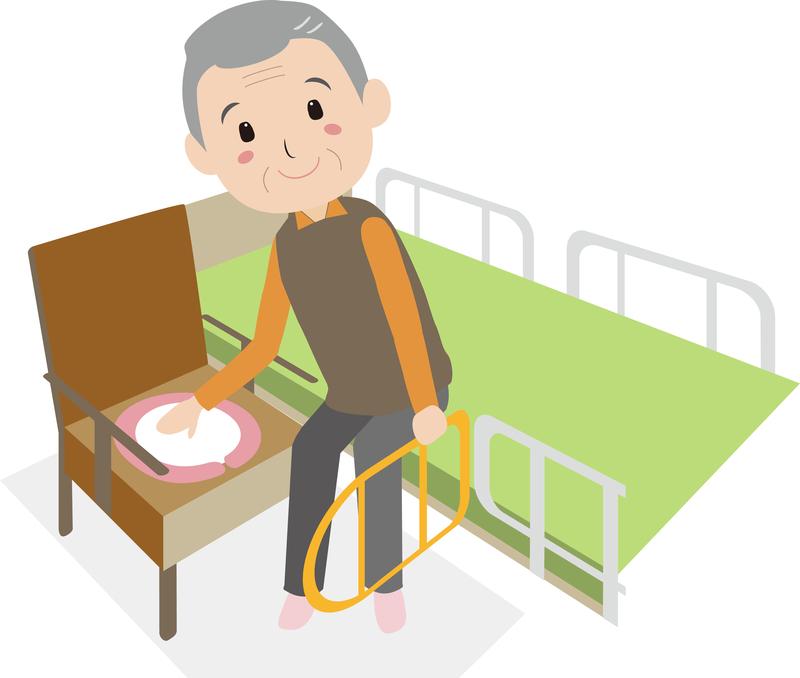 排泄を補助する福祉用具・介護用品