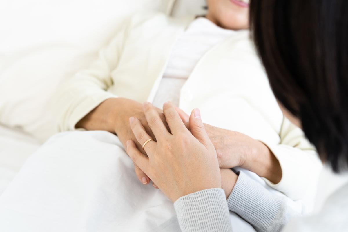 看取りを前提としての入院や施設入所はできますか。