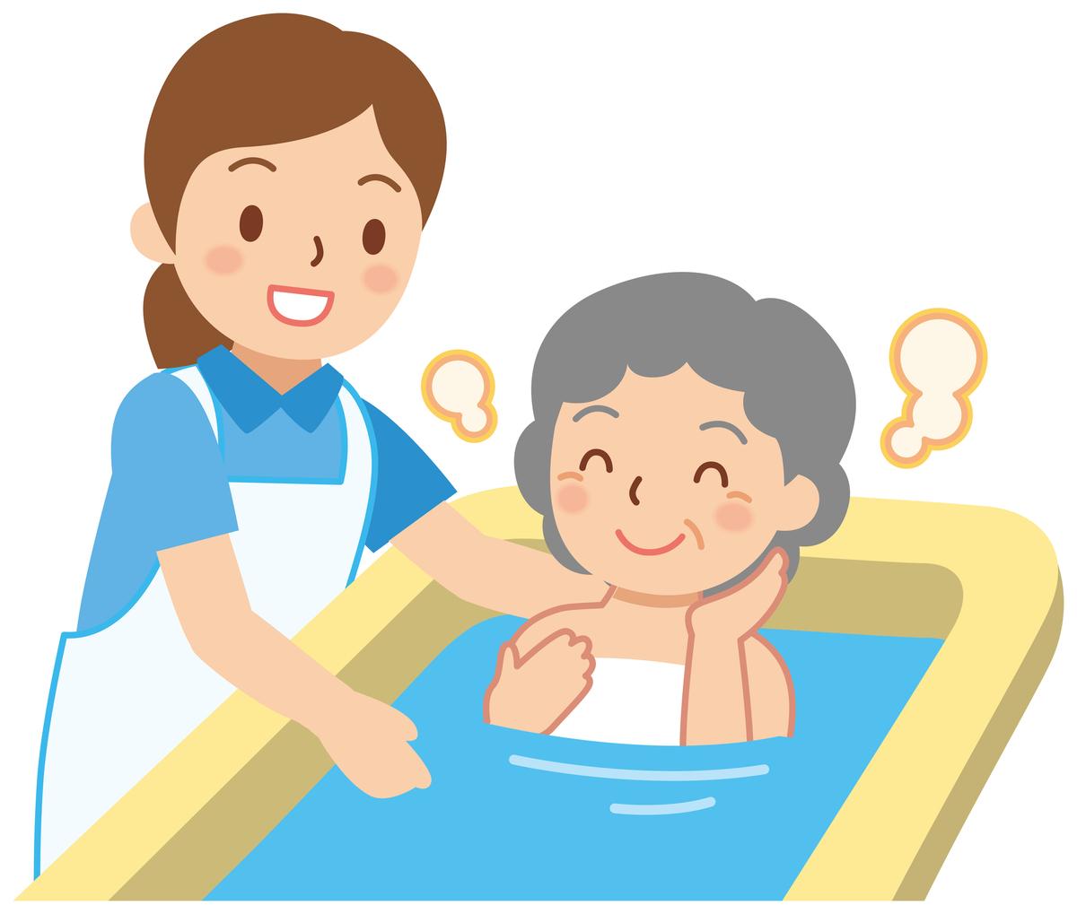 高齢者の入浴効果