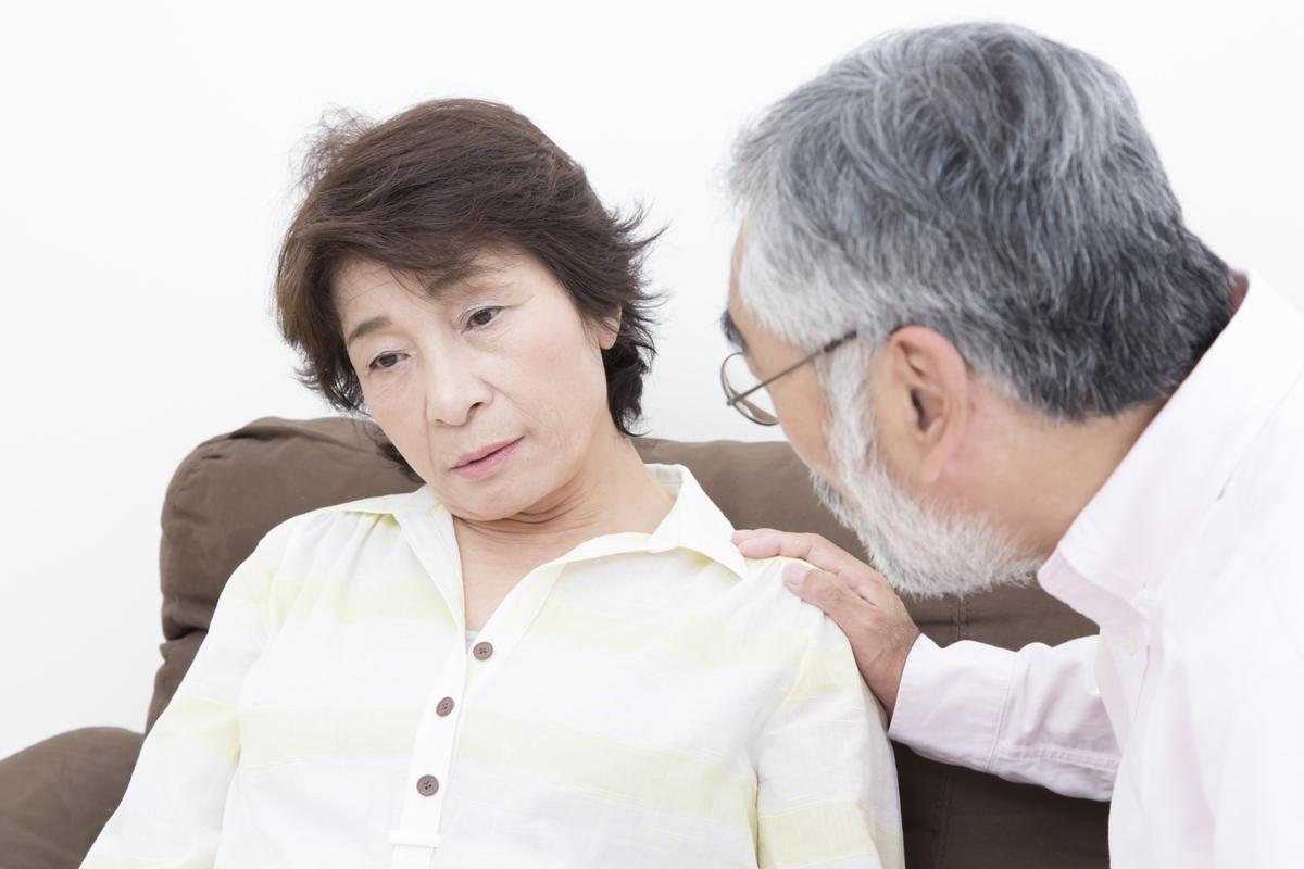 高齢者のうつ病(老人性うつ病)の症状とは?