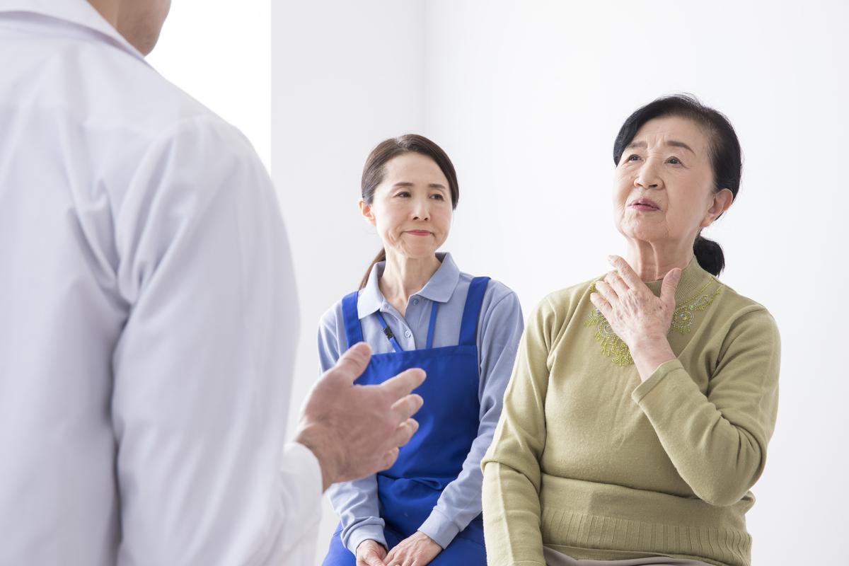 誤嚥の検査と治療について