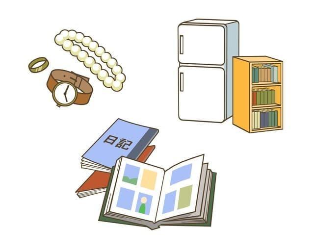 遺品整理や形見分け、遺品供養について