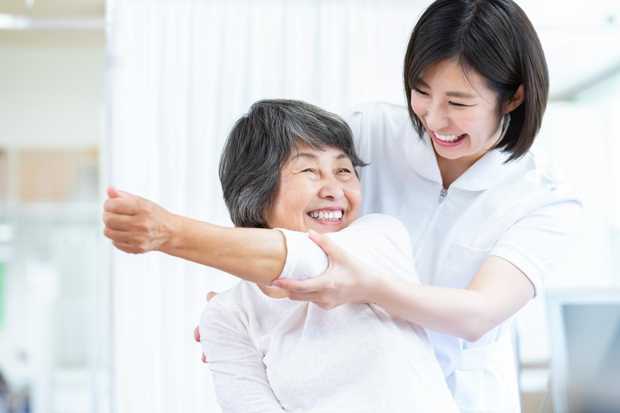 介護の仕事のイメージ
