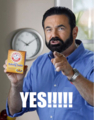 "Billy Mays ""YES!!!!"""