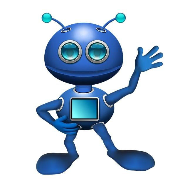 ロボットの性格と人間の行動の変化