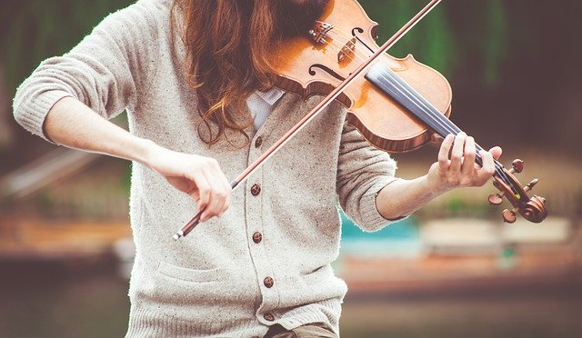 3.音楽を習う
