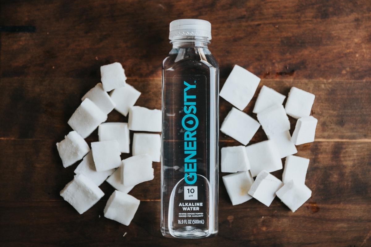 2.増粘剤などの添加物が不使用のアーモンドミルクである