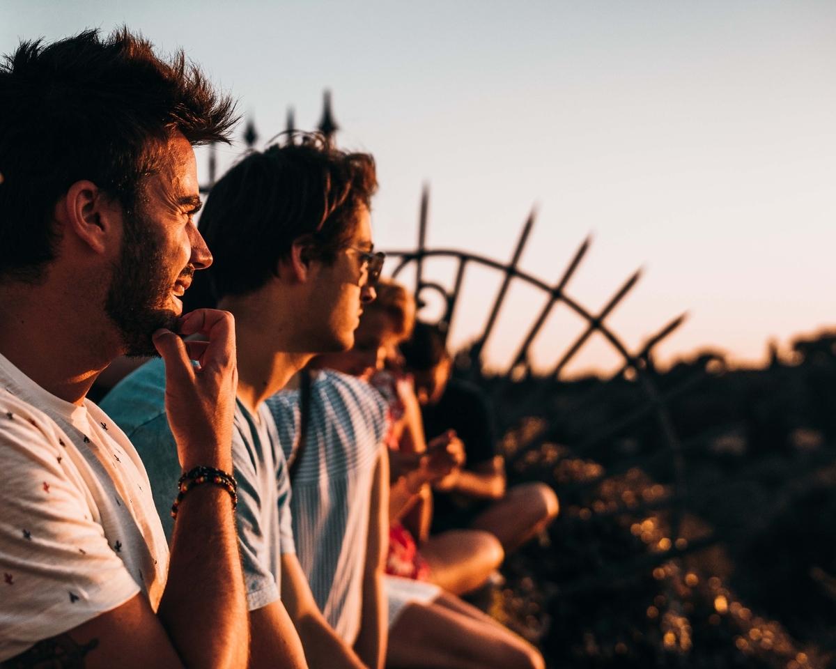 性格と友人グループの関係