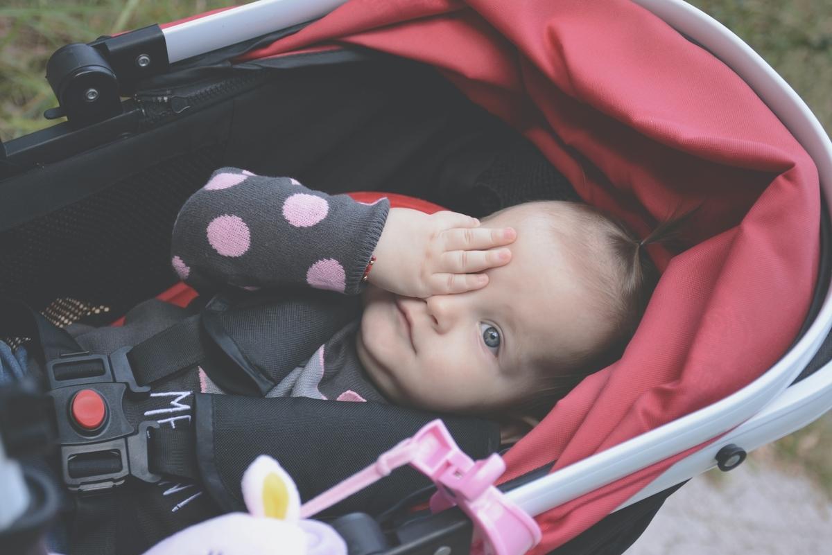 あなたのベビーカーは大丈夫?子供を大気汚染にさらしてるかもよ!